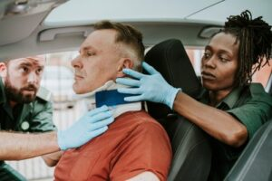 average settlement for car accident neck and back injury