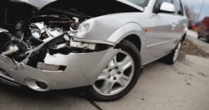 repair or replace car after accident
