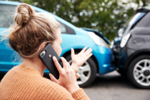 should i call my insurance company after a minor accident