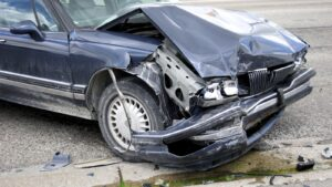 Car Accident Total Loss Not At Fault
