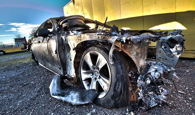 Car Accident Total Loss Not At Fault – Here Is What You Should Do