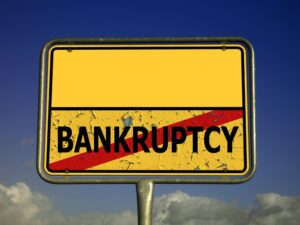 can you file bankruptcy on private student loans