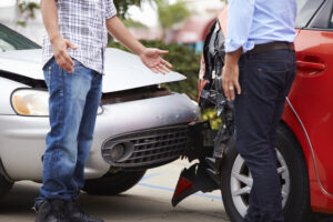 suing for property damage car accident