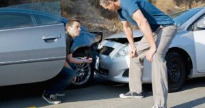 who pays for car damage in a no fault state