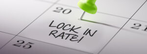 how long can you lock in a mortgage rate