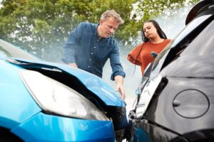 can i lose my house due to at fault car accident
