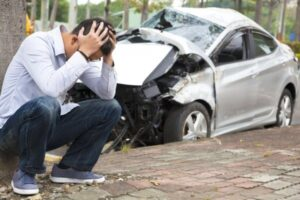 can you sue someone for car accident if you are not hurt