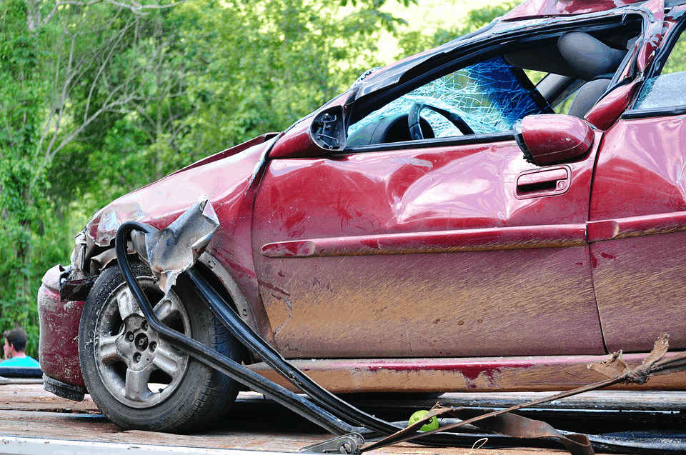 Car Accident Suing For Pain And Suffering