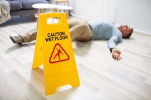 slip and fall at work settlements