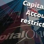 Capital One Account Restricted - Why Is It Restricted?