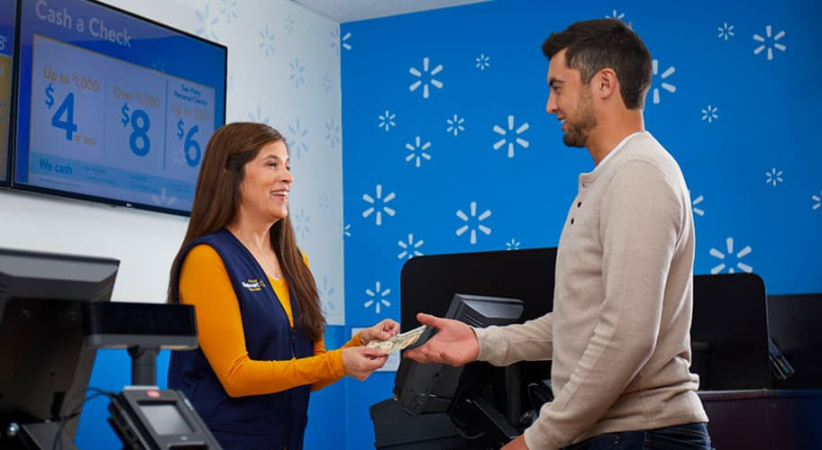 Does Walmart Cash Checks? How To Cash Your Check At Walmart