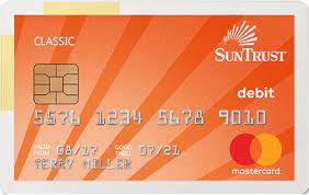 How To Activate A Suntrust Card