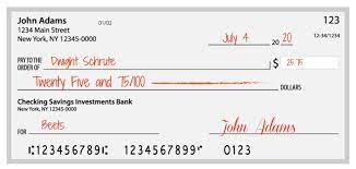 How To Write A Check Without Cents – 6 Simple Steps